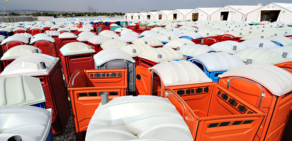 Champion Portable Toilets in Bartlett,  TN